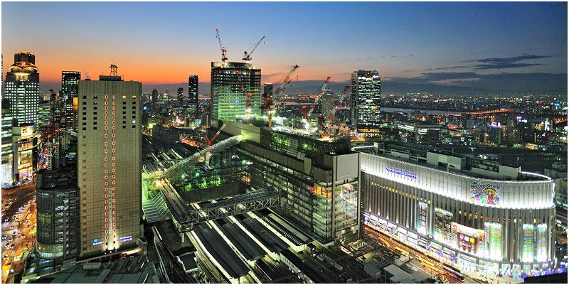 大阪火车站