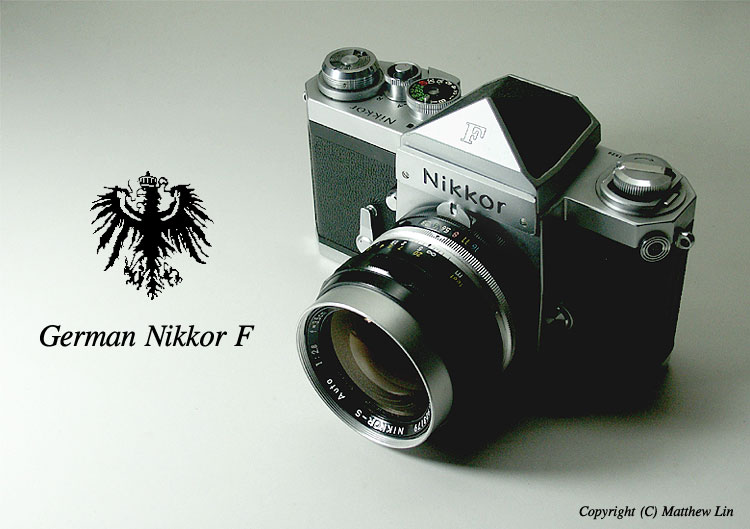 German Nikkor F